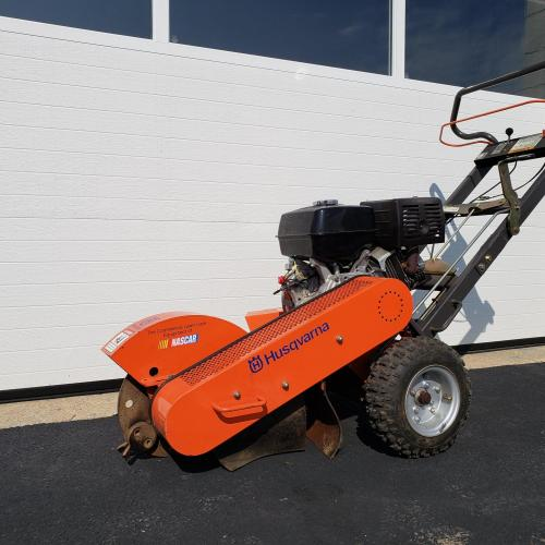 stump grinder for rent