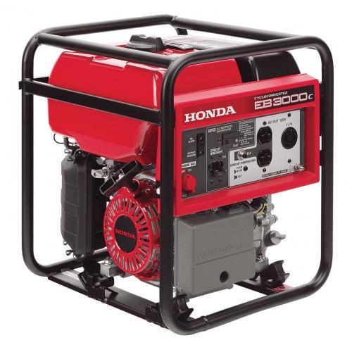 Generator ~ 3,000 Watt Honda
