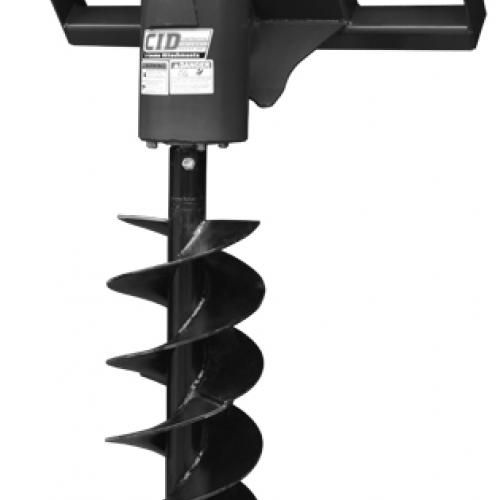 Mini Skid Loader Attachment ~ Auger