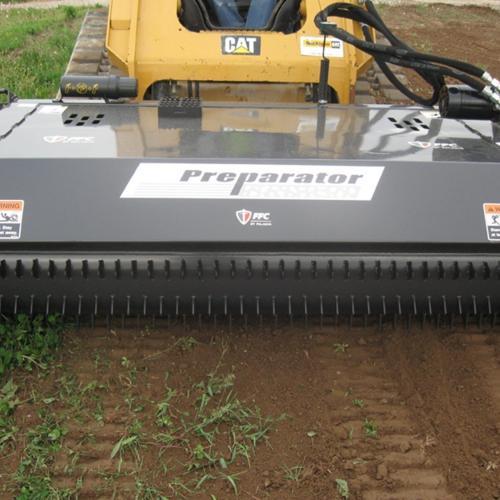 Soil Preperator ~ 6' Skidloader Attatchment