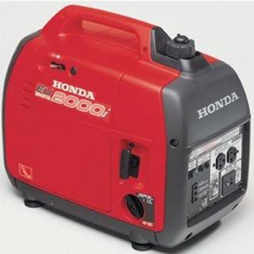 Generator ~ 2000 Watt Inverter Honda