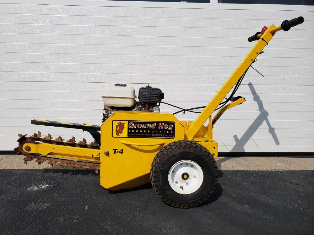 trencher for rent