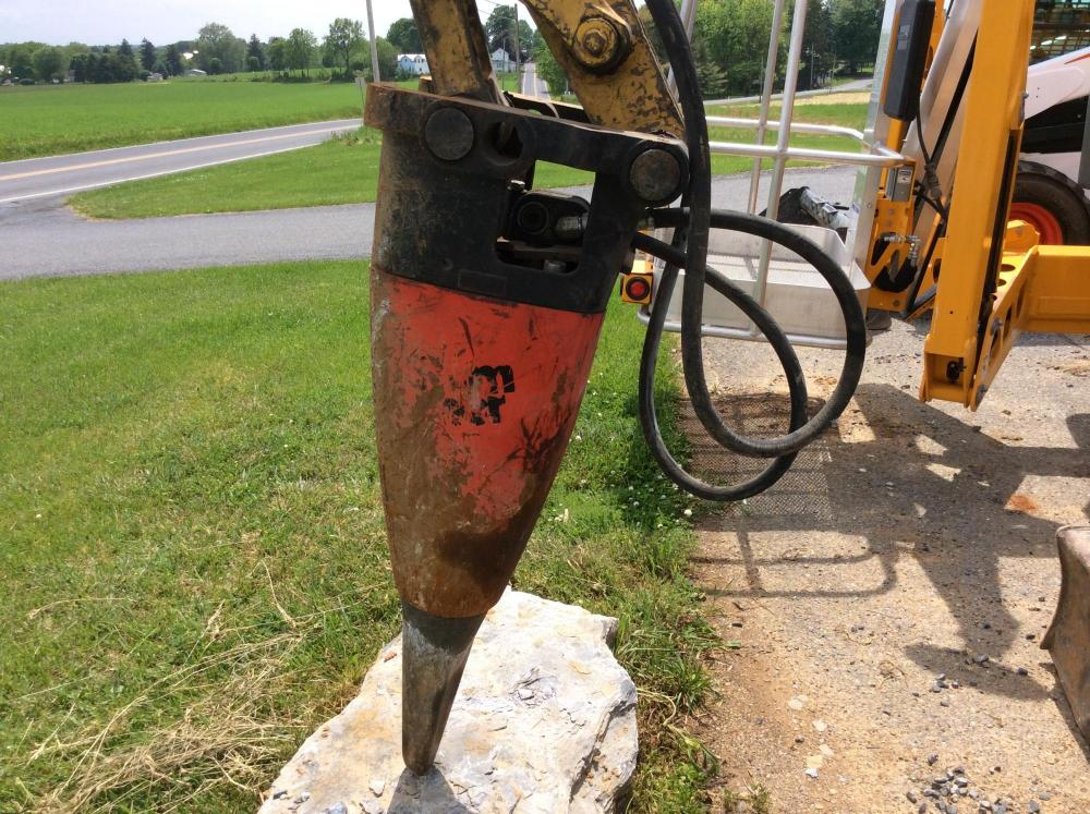 Mini Excavator Attachment ~ Breaker