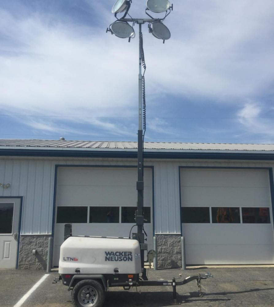 light tower for rent