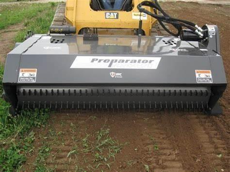 Skid Steer Attatchment ~ Soil Preperator
