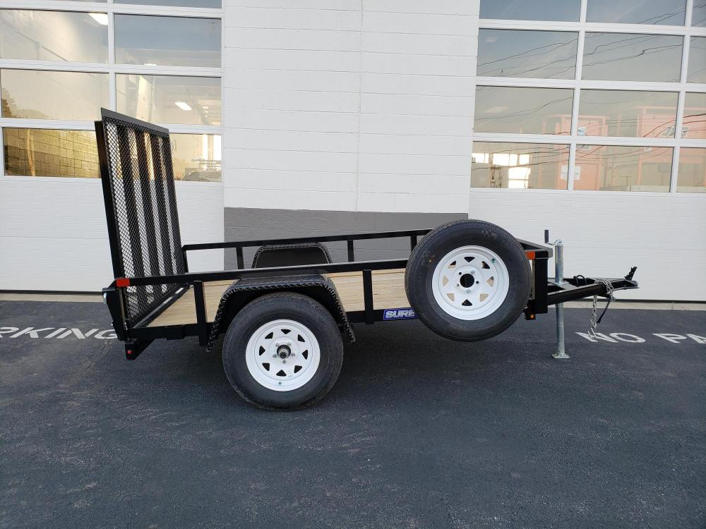5x8 Landscaping Trailer
